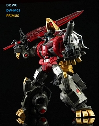 Dr. Wu DW-M03 Primus Red Version