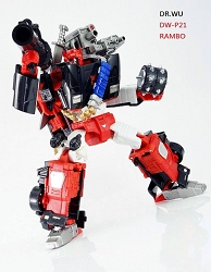 Dr. Wu Customs - Rambo