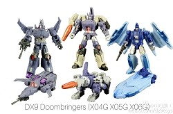 DX9Toys War in Pocket DOOMBRINGERS