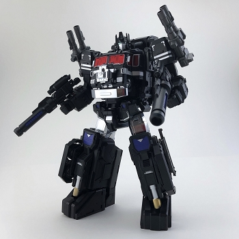 Fans Hobby MasterBuilder MB-06A BLACK POWER BASER