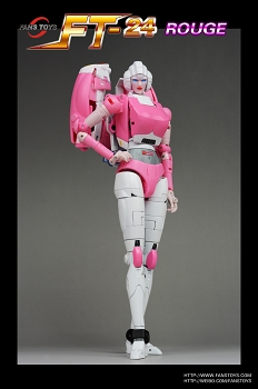 Fans Toys FT-24 ROUGE (Arcee)