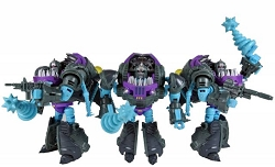 iGear TF005 Shark Attack Squad 3-Pack