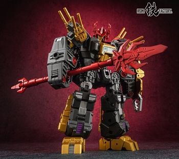 Iron Factory EX18D LORD SCORPION (Dark Matter Version)