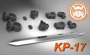 KFC Toys KP-17 Upgrade Kit for MP-24 (Joints and Blade)