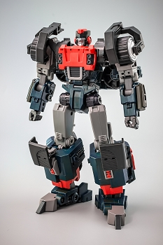 Mastermind Creations R-34 CYLINDRUS
