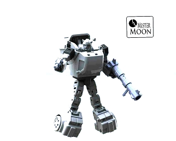 Mister Moon MINI MASTER SERIES MM03 GRASSHOPPER