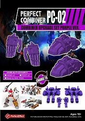 Perfect Effect Perfect Combiner PC-02
