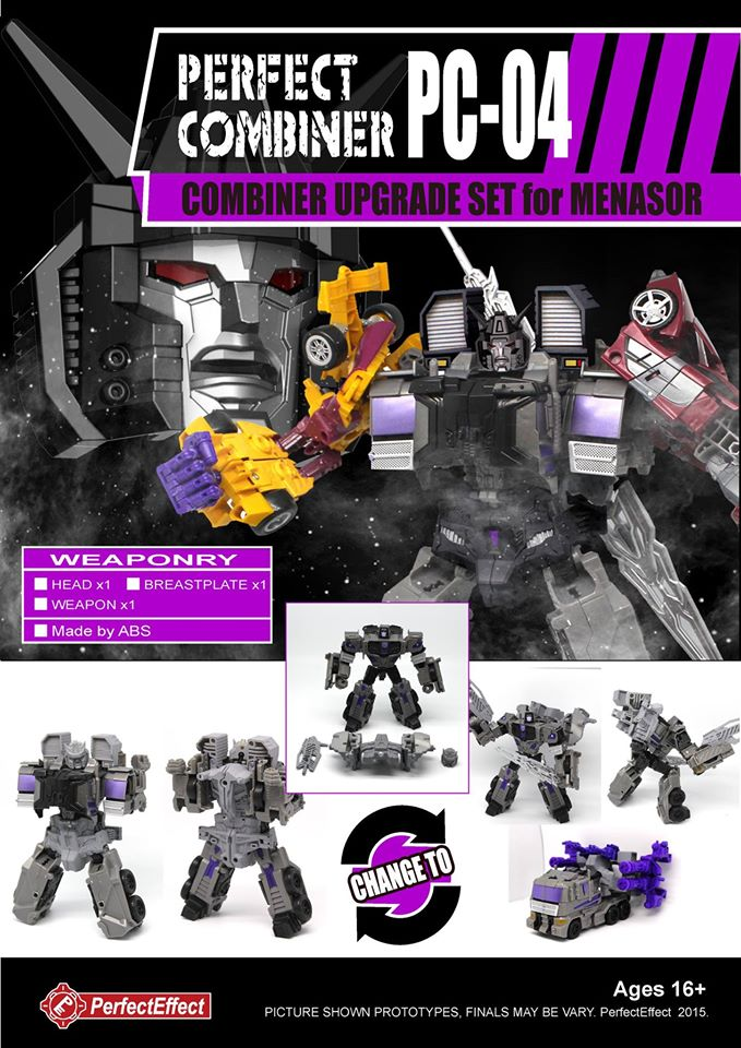 Transformers News: The Chosen Prime Newsletter for week of May 4, 2015
