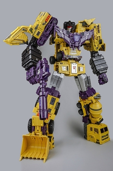 Toyworld TW-C07Y CONSTRUCTOR Full Set (Yellow Version)
