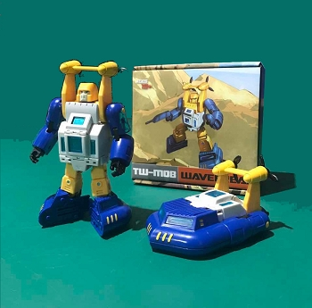 Toyworld TW-M08 WAVEBREAK (Seaspray)