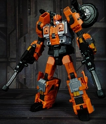 Warbotron WB-03A TURBO EJECTOR