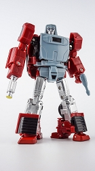 X-Transbots MM-VI BOOST Toy Colors