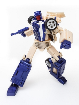 X-Transbots MX-XIII CRACKUP (2nd Run)