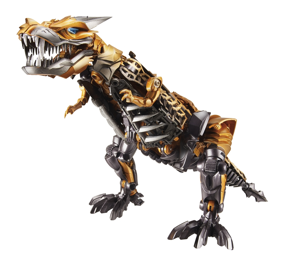 Amazon.com: Transformers Age of Extinction Stomp and Chomp ... |Transformer 4 Age Of Extinction Grimlock
