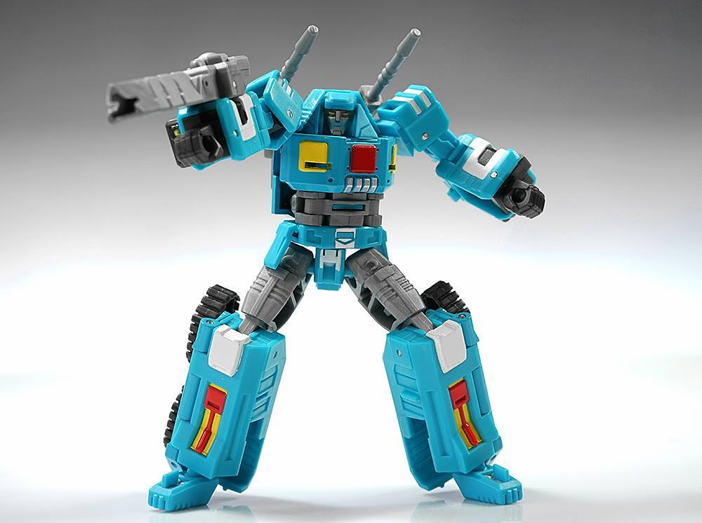 Action Toys Machine Robo MR-04 BATTLE ROBO
