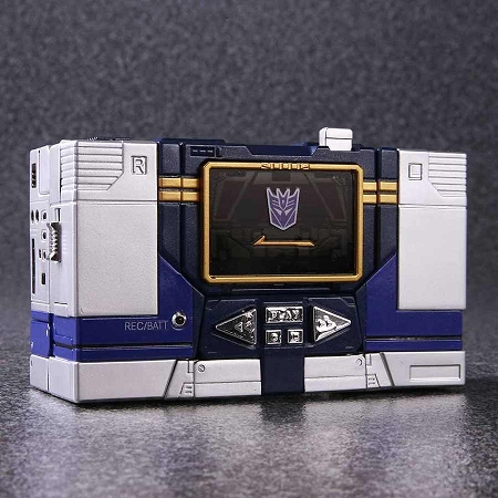 Takara Mp 13 Soundwave With Laserbeak Reissue
