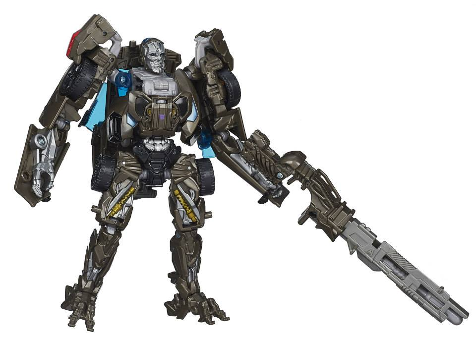 Hasbro Age of Extinction - Deluxe Class LOCKDOWN