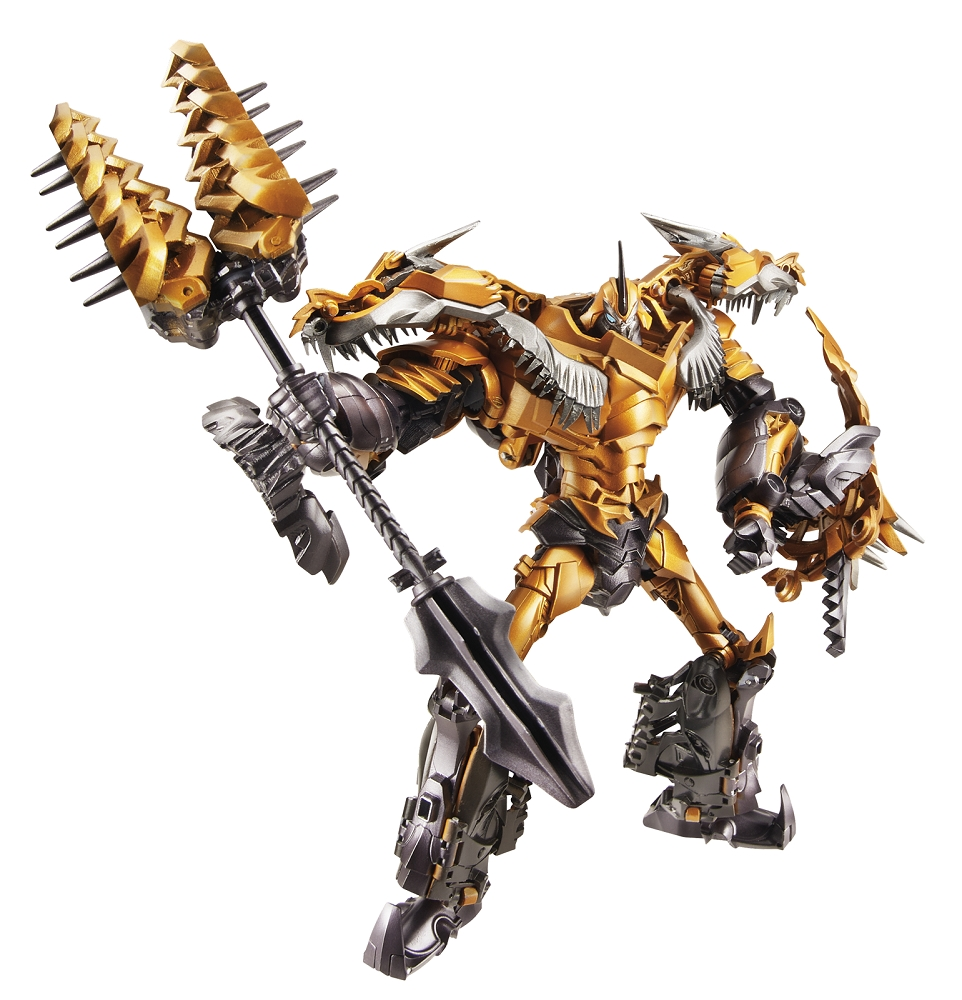 Hasbro Age of Extinction - Leader Class Grimlock |Transformer 4 Age Of Extinction Grimlock
