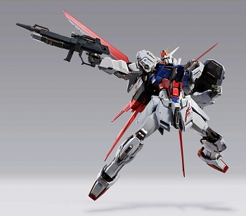 Bandai Gundam Metal Build - AILE STRIKE GUNDAM
