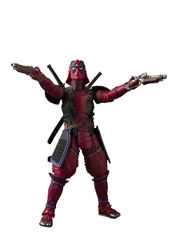 Bandai Meisho Manga Realization Marvel's DEADPOOL