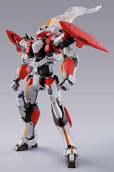 Bandai Metal Build - Laevatein Ver.IV