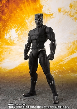 S.H. Figuarts Avengers Infinity War: BLACK PANTHER