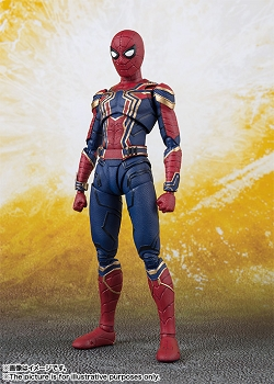 S.H. Figuarts Avengers Infinity War: IRON SPIDER