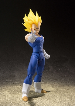 S.H. Figuarts Dragon Ball Z MAJIN-VEGETA