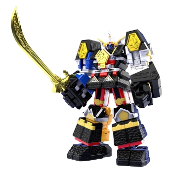 Bandai Shokugan Super Mini-Pla SHOGUN MEGAZORD