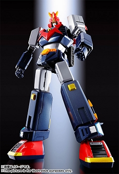 Bandai Soul of Chogokin GX-79 VOLTES V Full Action