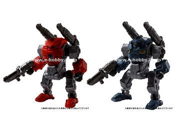 Takara Diaclone Reboot - E-Hobby Limited DA-001 Powered Suit Set