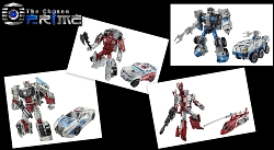 Hasbro Combiner Wars Deluxe Class Wave 3 SET OF 4 (STREETWISE, BLADES, ROOK & FIRST AID)