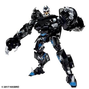 Hasbro MasterPiece Movie Series MPM-5 BARRICADE