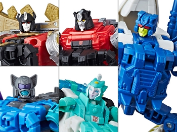 Power of the Primes DELUXE Wave 2 Set of 5