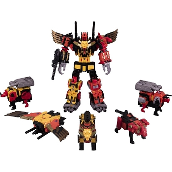 Power of the Primes Primes Titan Class PREDAKING with ONYX PRIME