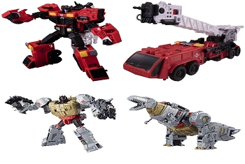 Power of the Primes VOYAGER Wave 3 Set