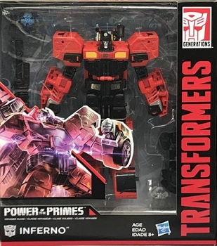 Power of the Primes VOYAGER INFERNO