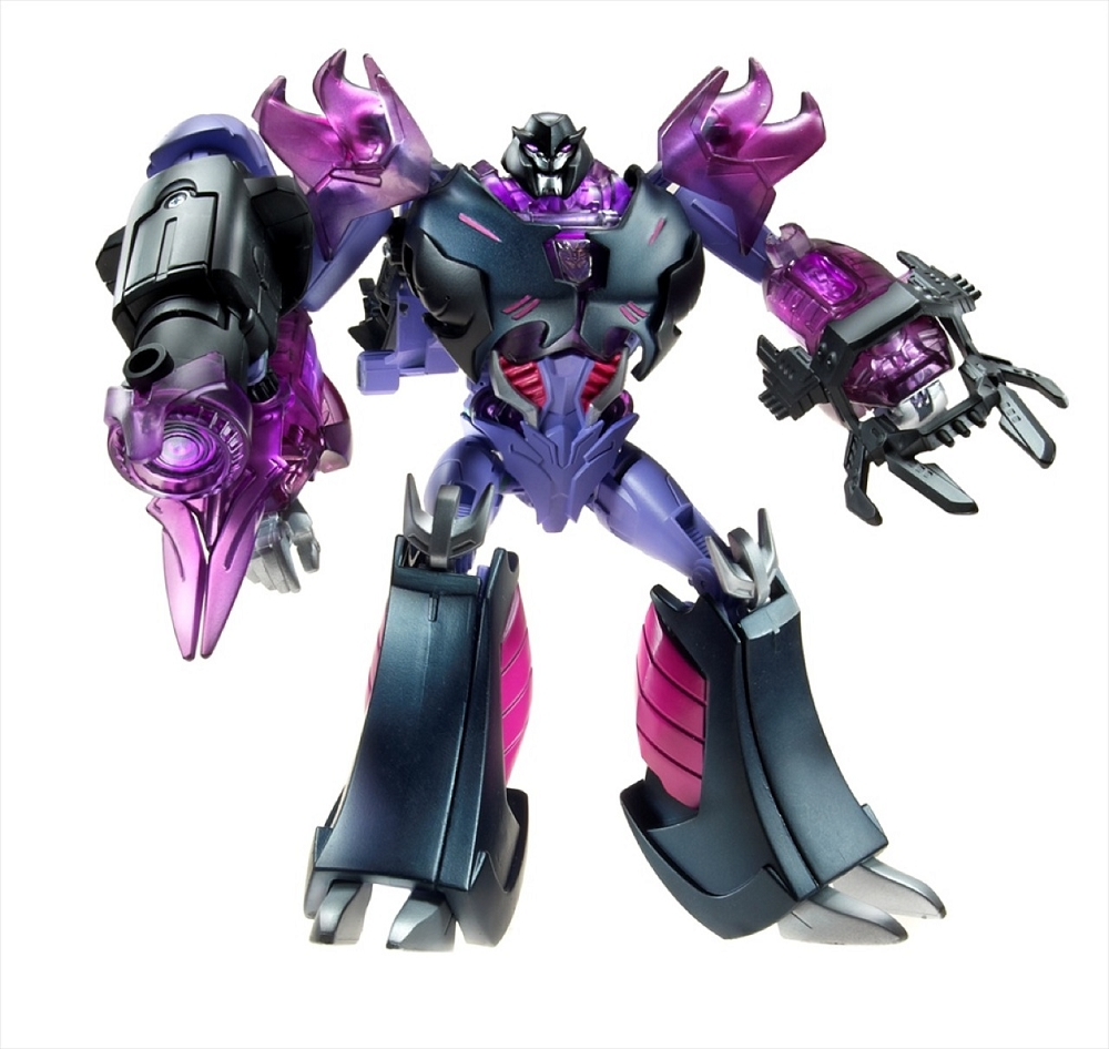 Transformers Prime - Dark Energon Voyager Class MEGATRON