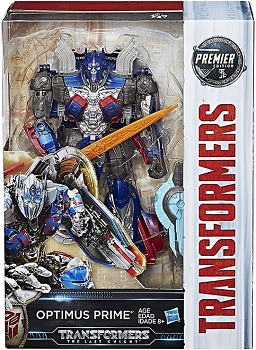 Hasbro The Last Knight - Premier Edition Voyager OPTIMUS PRIME