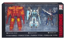 SDCC 2016 TITAN FORCE