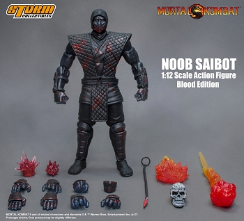 Storm Collectibles Mortal Kombat NOOB SAIBOT (Special Edition)