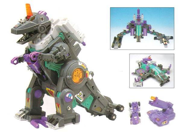 Platinum Series G1 Trypticon