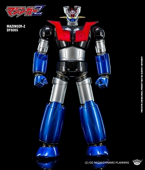King Arts MAZINGER Z No. 1 1/9 Scale Super Robot