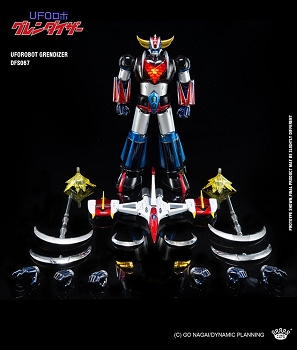King Arts UFO GRENDIZER Super Robot