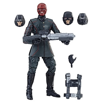 Marvel Legends Cinematic Universe 10th Anniversary: RED SKULL