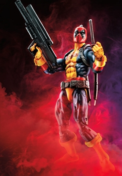 Marvel Legends Deadpool Wave 2 - DEADPOOL X-Men