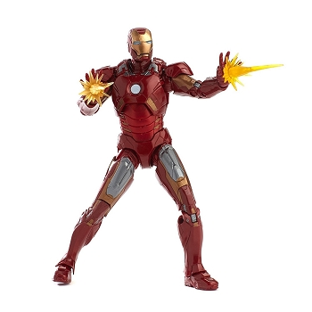 Marvel Studios The First Ten Years Marvel Legends Iron Man Mark VII