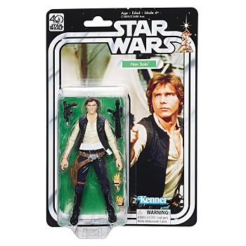 Star Wars Black Series 40th Anniversary HAN SOLO