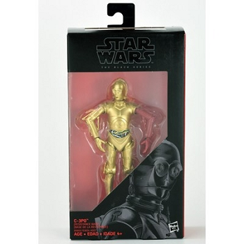 Star Wars 2016 The Black Series Rogue One C3PO