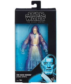 Star Wars Black Series OBI-WAN KENOBI SPIRIT
